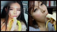 Frenchkisses paris escort news about In China ban erotic banana eating on video from 30 October 2017